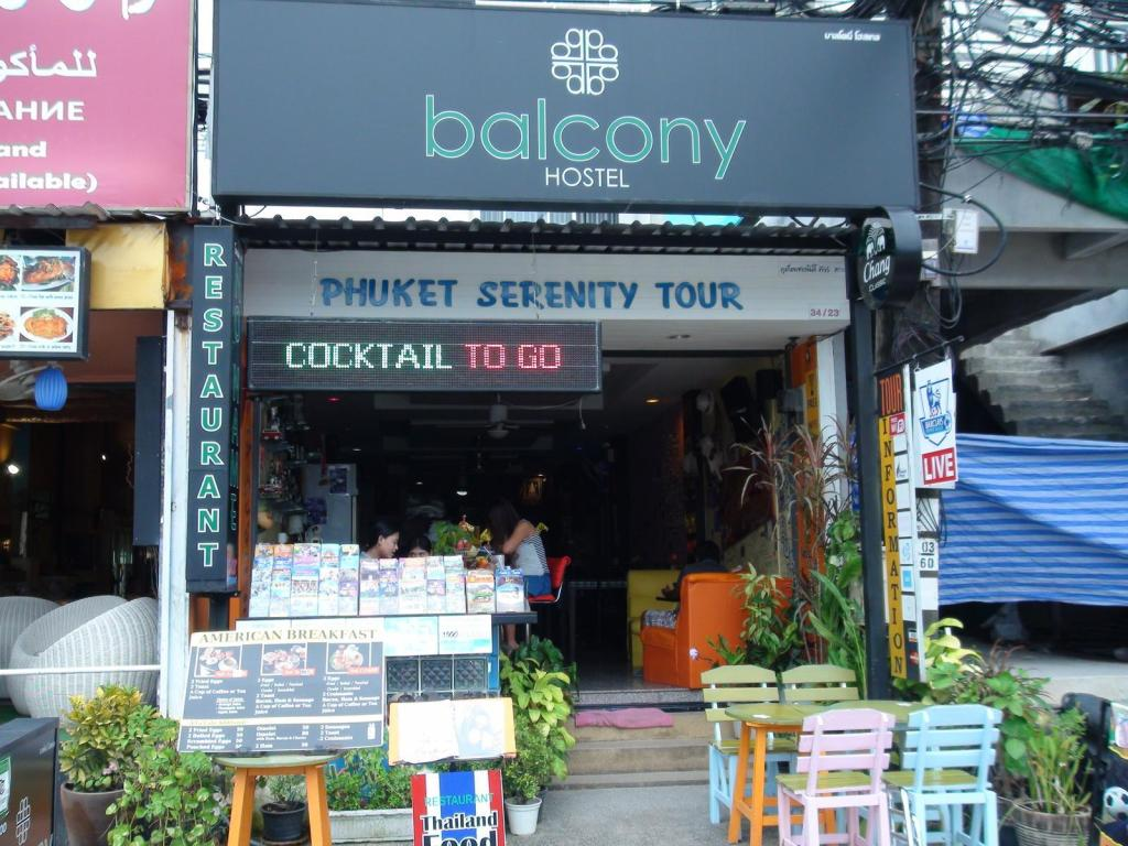 More about Balcony Hostel Patong