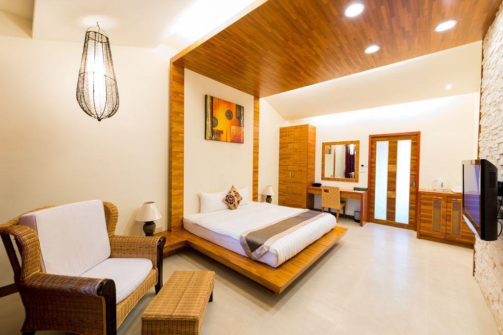 Standard Double Room - Non-Smoking - Guestroom Pangola B&B