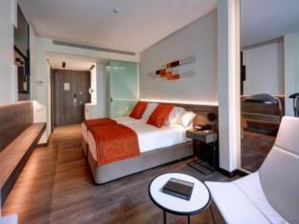 Design Double or Twin - Guestroom Olivia Balmes Hotel