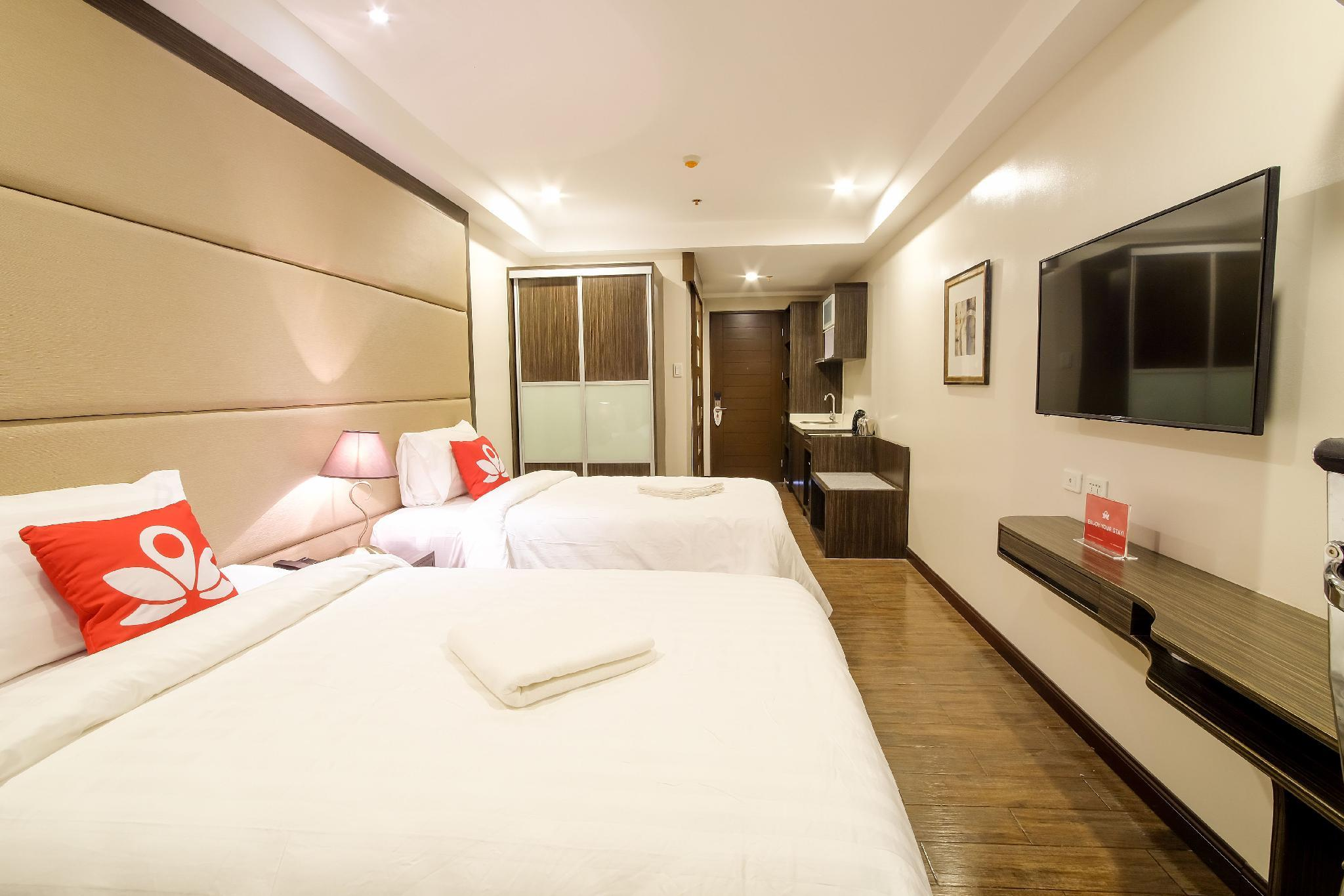 Zen Rooms West Avenue Hotel Manila Deals Photos Reviews