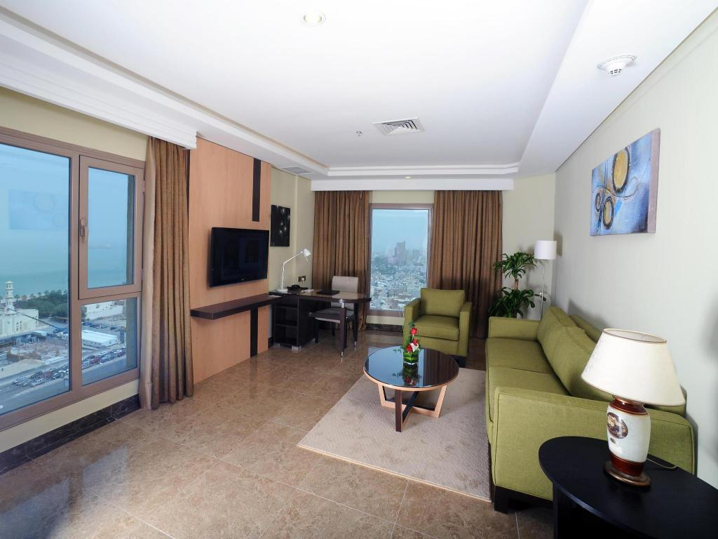 Interior view Best Western Plus Mahboula