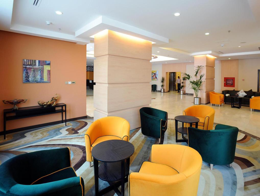 Foyer Best Western Plus Mahboula