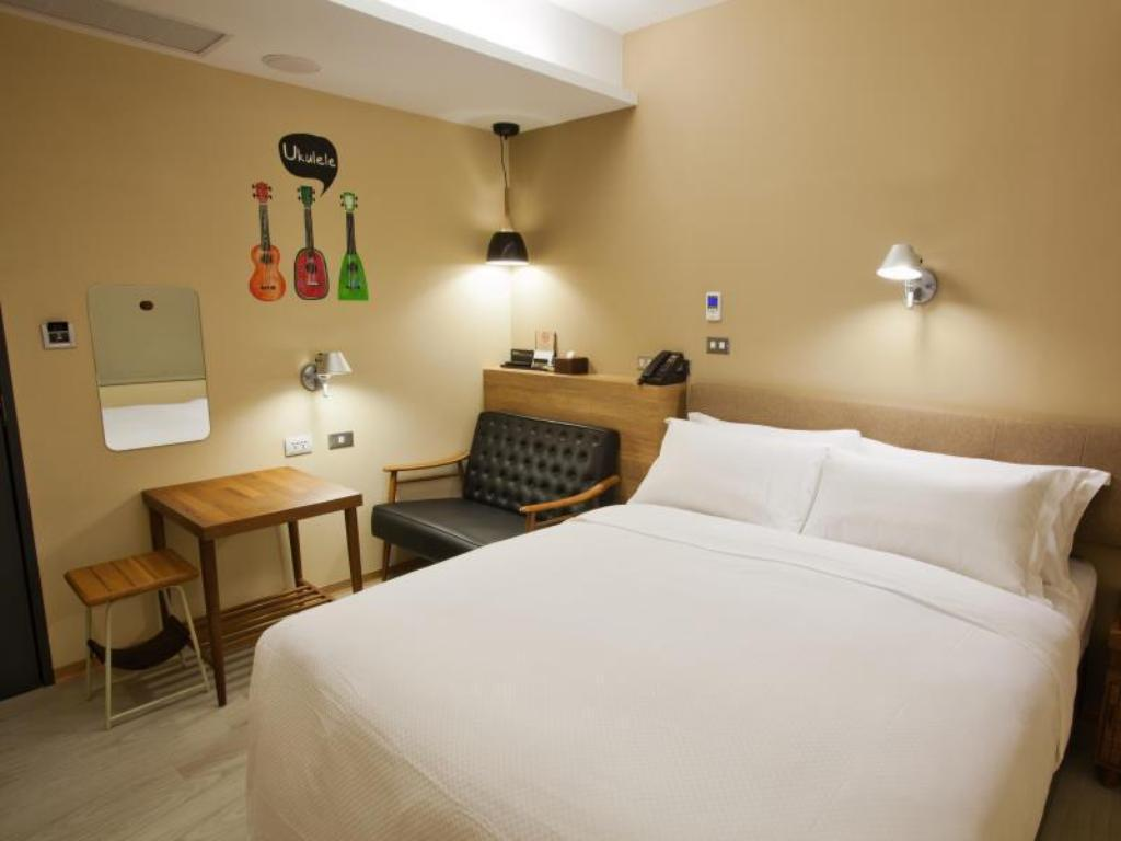 Business Double Room Jia's Inn Liouhe Branch