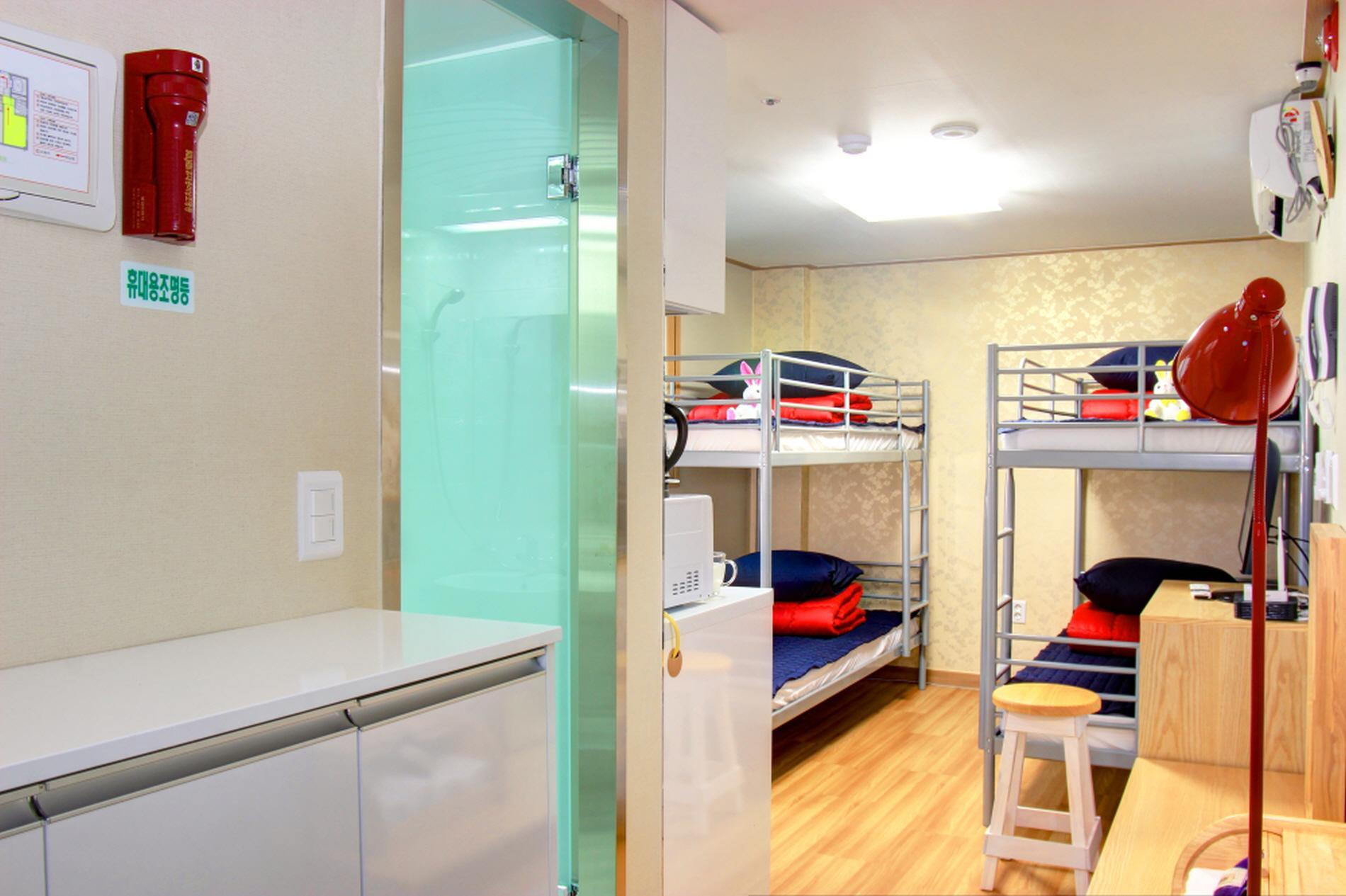 Dormitory 4-Bed (Female)
