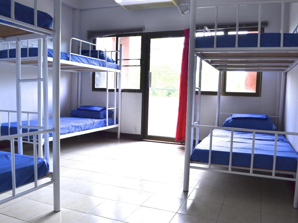 Mixed Dormitory 6-Bed Backpacker Time Guest House