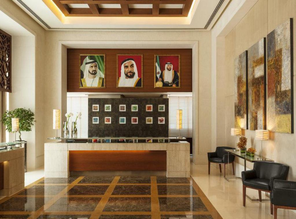 interior designer of burj khalifa zayed