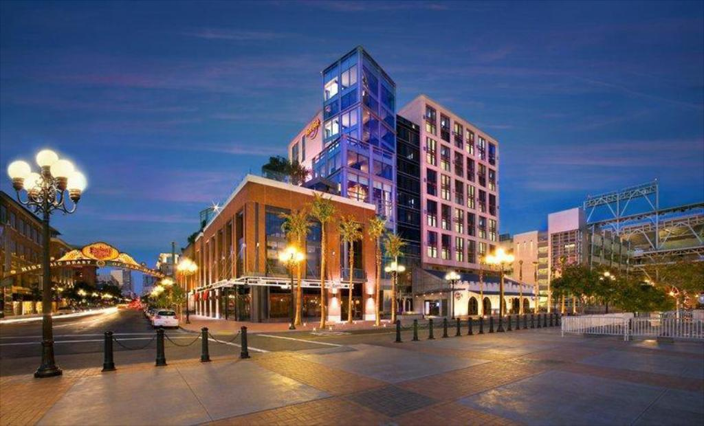 Hotels In San Diego >> Hard Rock Hotel San Diego In San Diego Ca Room Deals