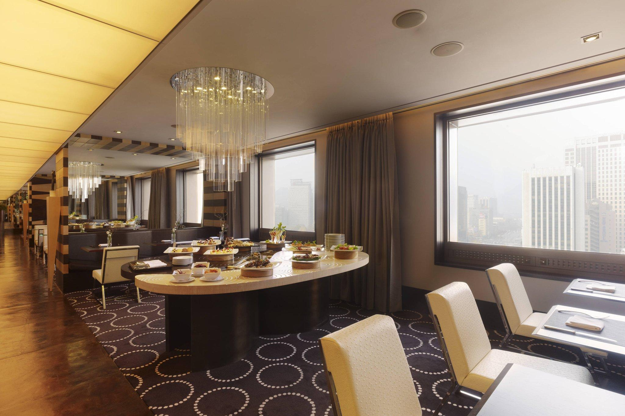 Plaza套房(邊間) - 可使用俱樂部Lounge (Plaza Suite, Club lounge access, Suite, Corner room)