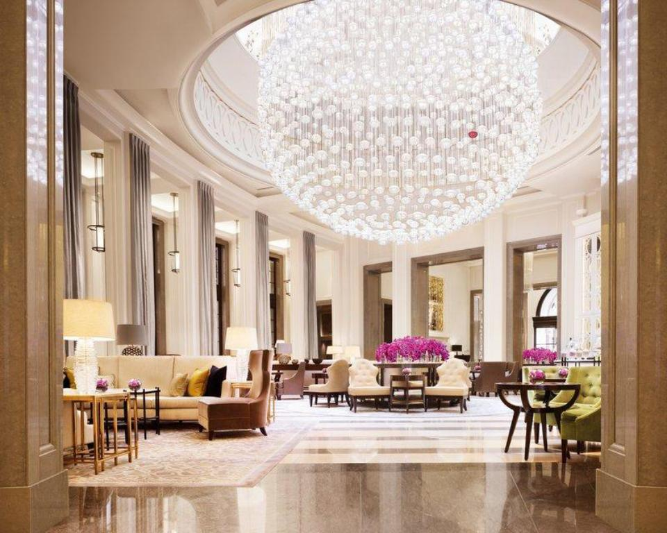 More about Corinthia Hotel London