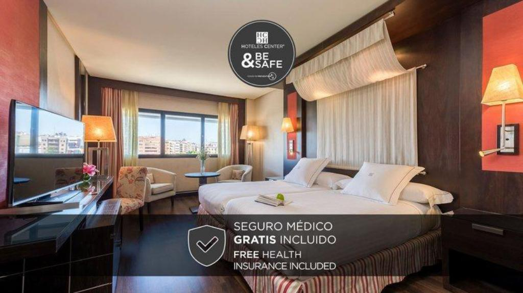 More about Hotel Cordoba Center