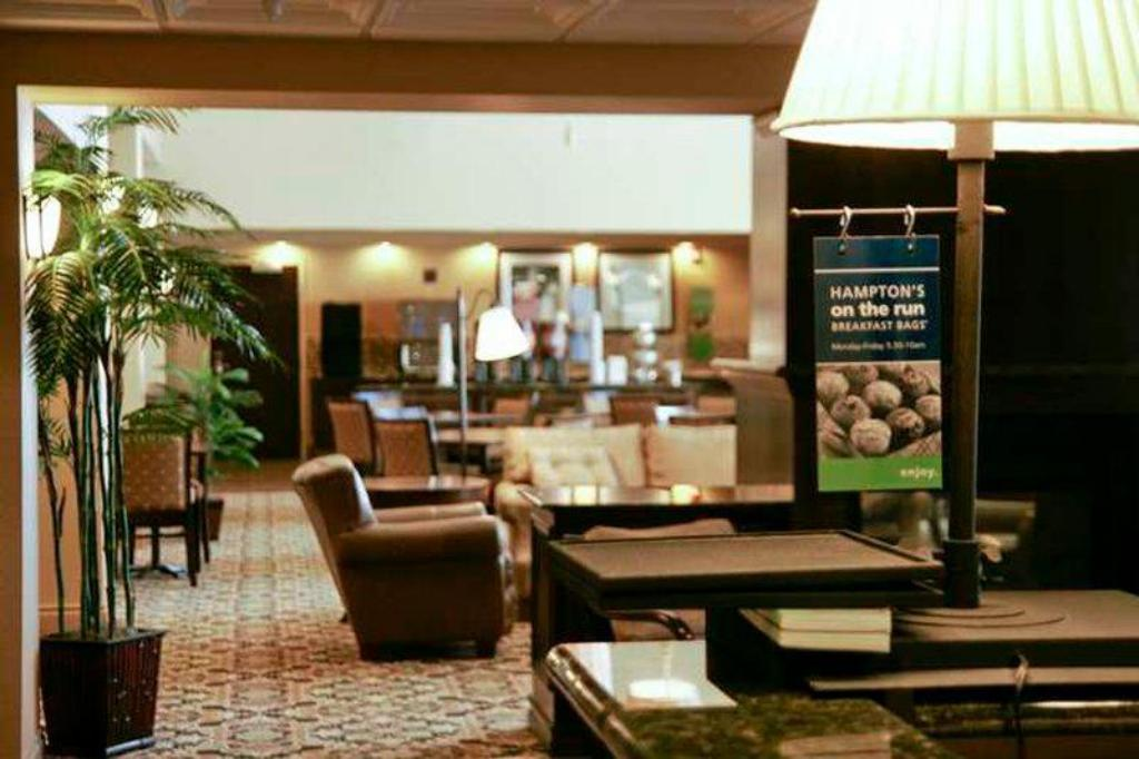 Hampton Inn & Suites Edmonton/West, Alberta, Canada
