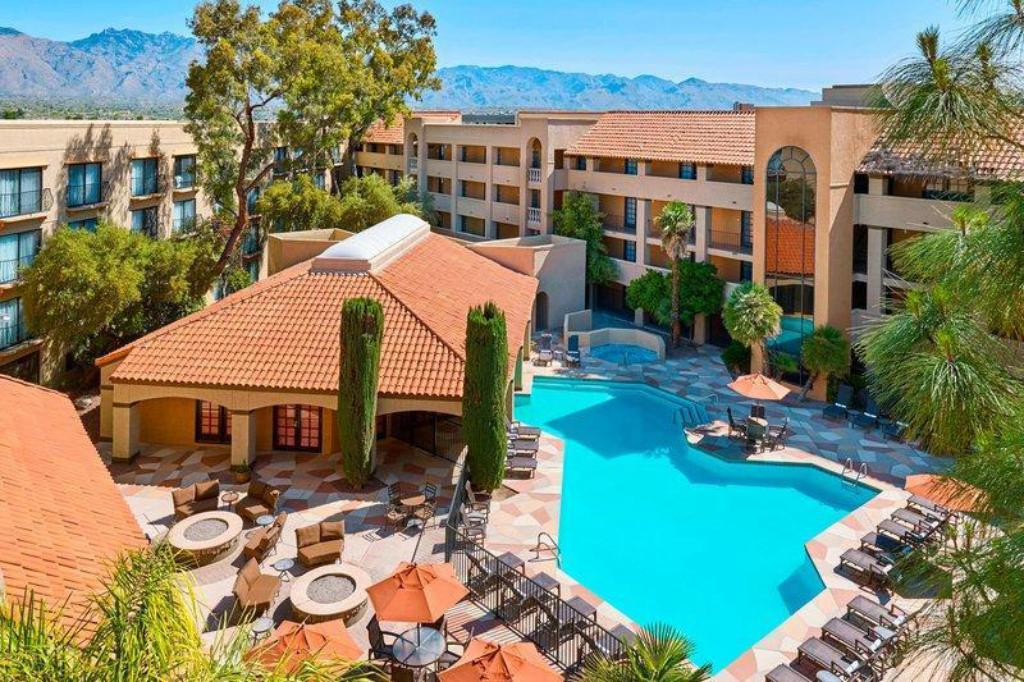 More about Sheraton Tucson Hotel & Suites