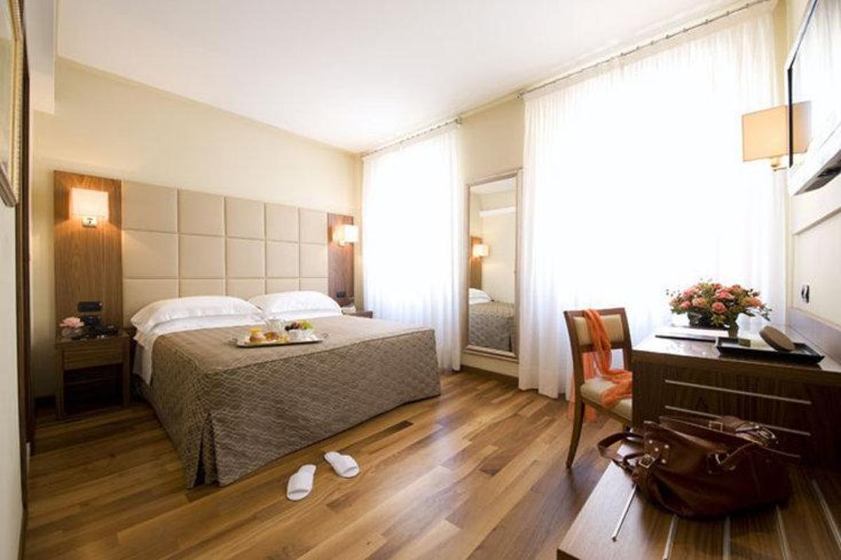 Hotel Fenice In Milan Room Deals Photos Reviews