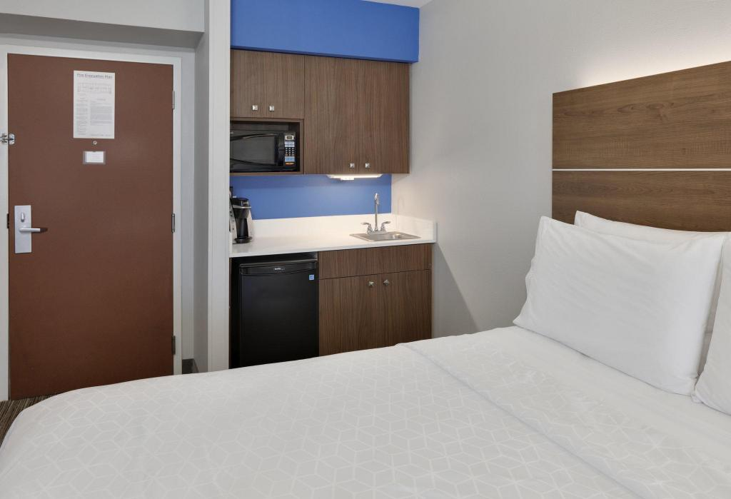 Deluxe  Holiday Inn Express Hotel & Suites - Irving Convention Center - Las Colinas