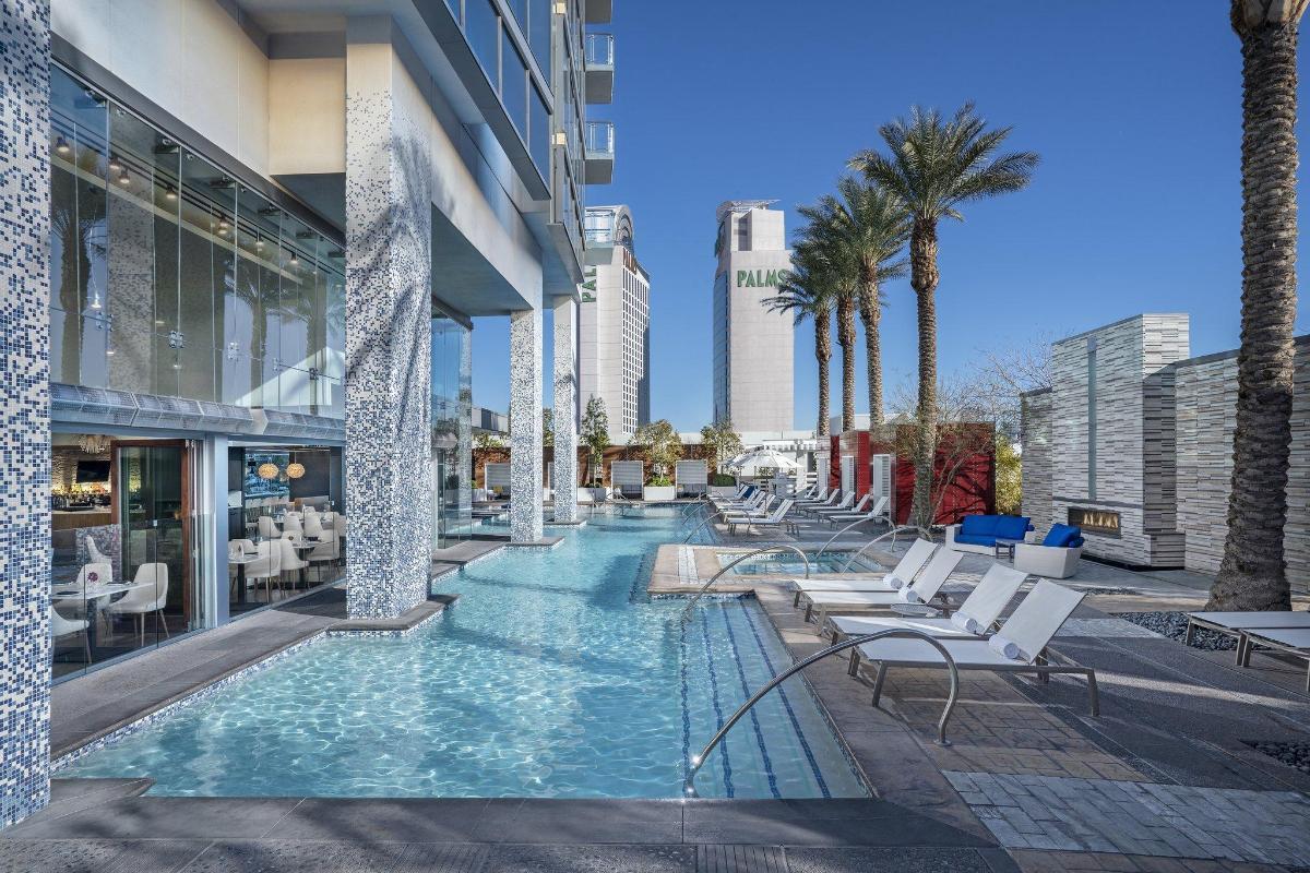 Palms place hotel spa palms casino resort 2 stroke egt gauge