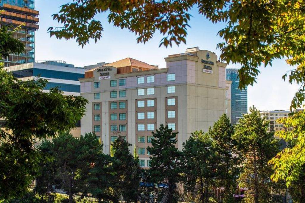 SpringHill Suites Seattle Downtown/South Lake Union in