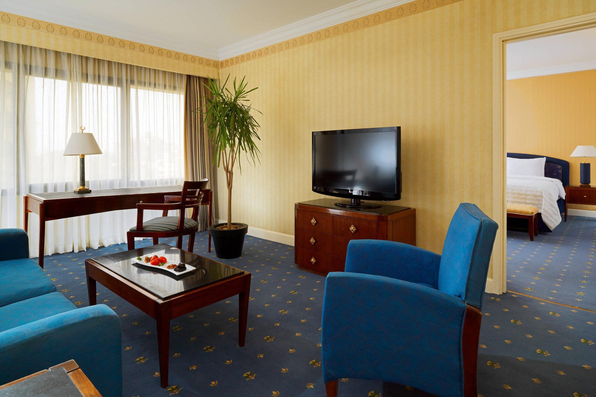 Club Suite, Club level, 1 Bedroom Executive Suite, 1 King