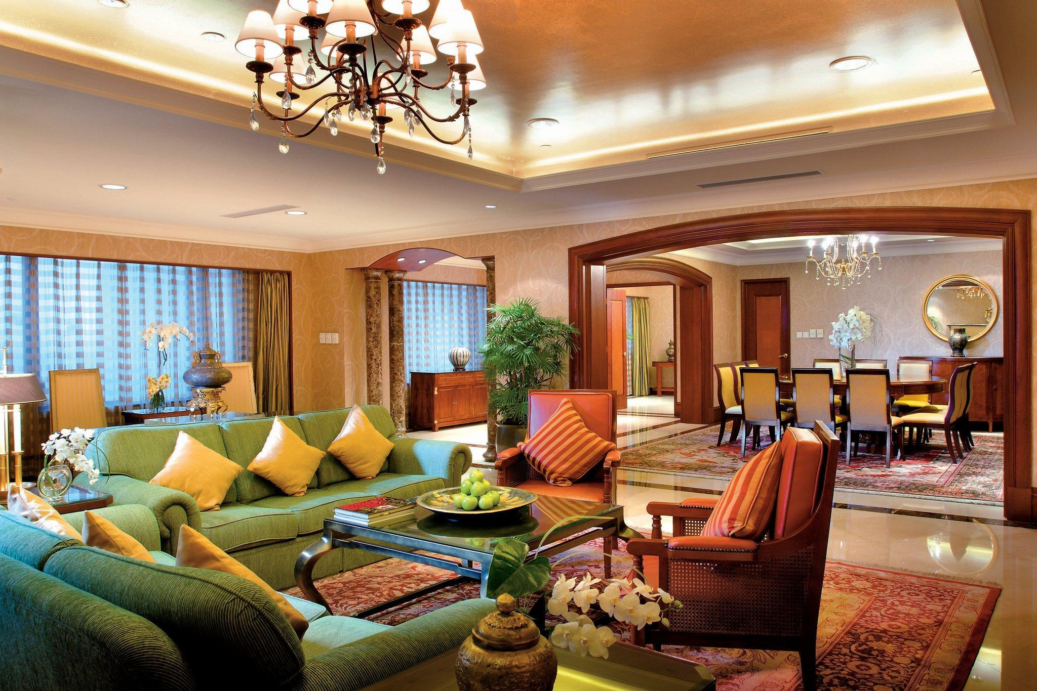 Executive lounge access, 3 Bedroom Presidential Suite