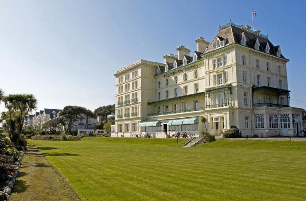 Best Price On The Falmouth Hotel In Falmouth Reviews