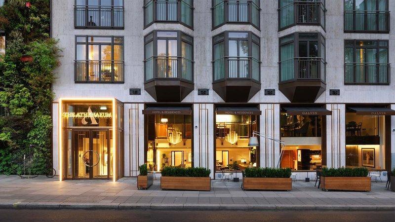The Athenaeum Hotel & Residences, London, United Kingdom
