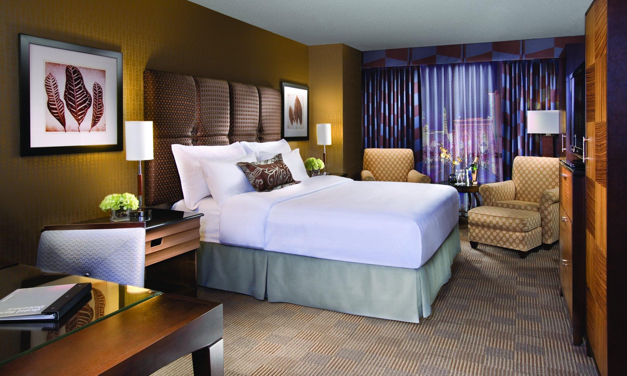 New York New York Las Vegas Rooms