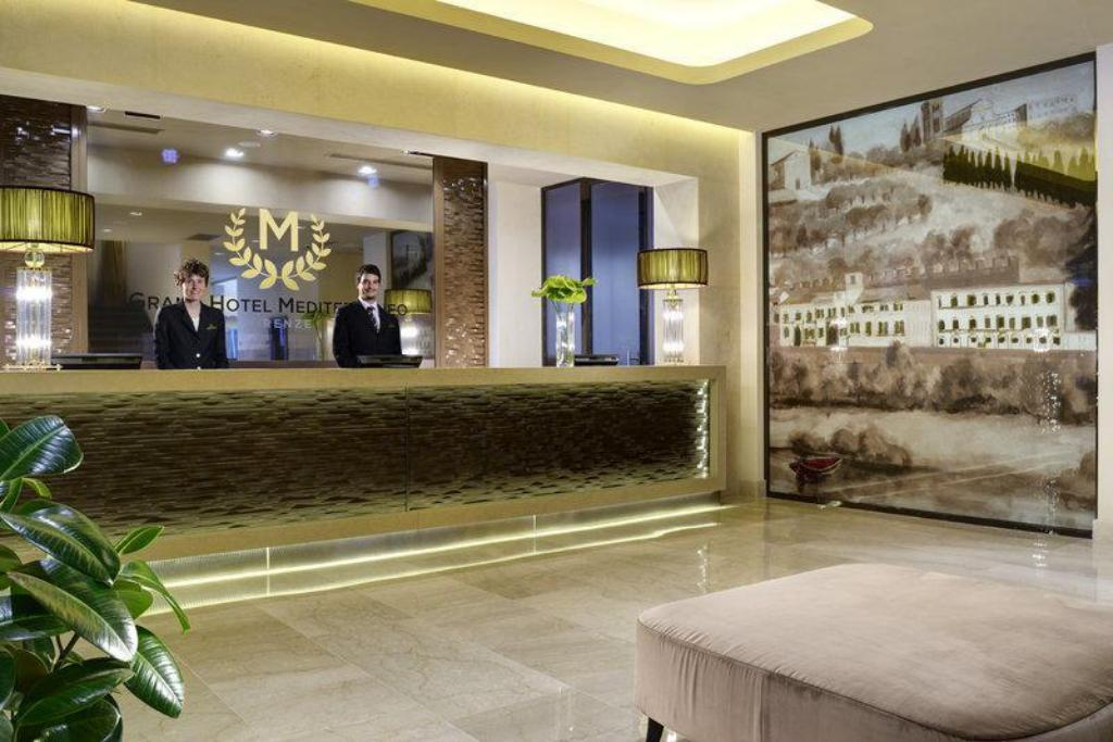 Fh Grand Hotel Mediterraneo Pet Friendly In Florence Room Deals Photos Reviews