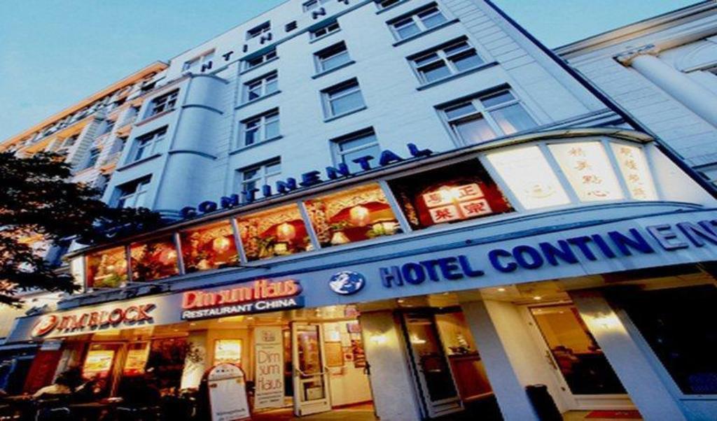 Novum Hotel Continental In Hamburg Room Deals Photos Reviews