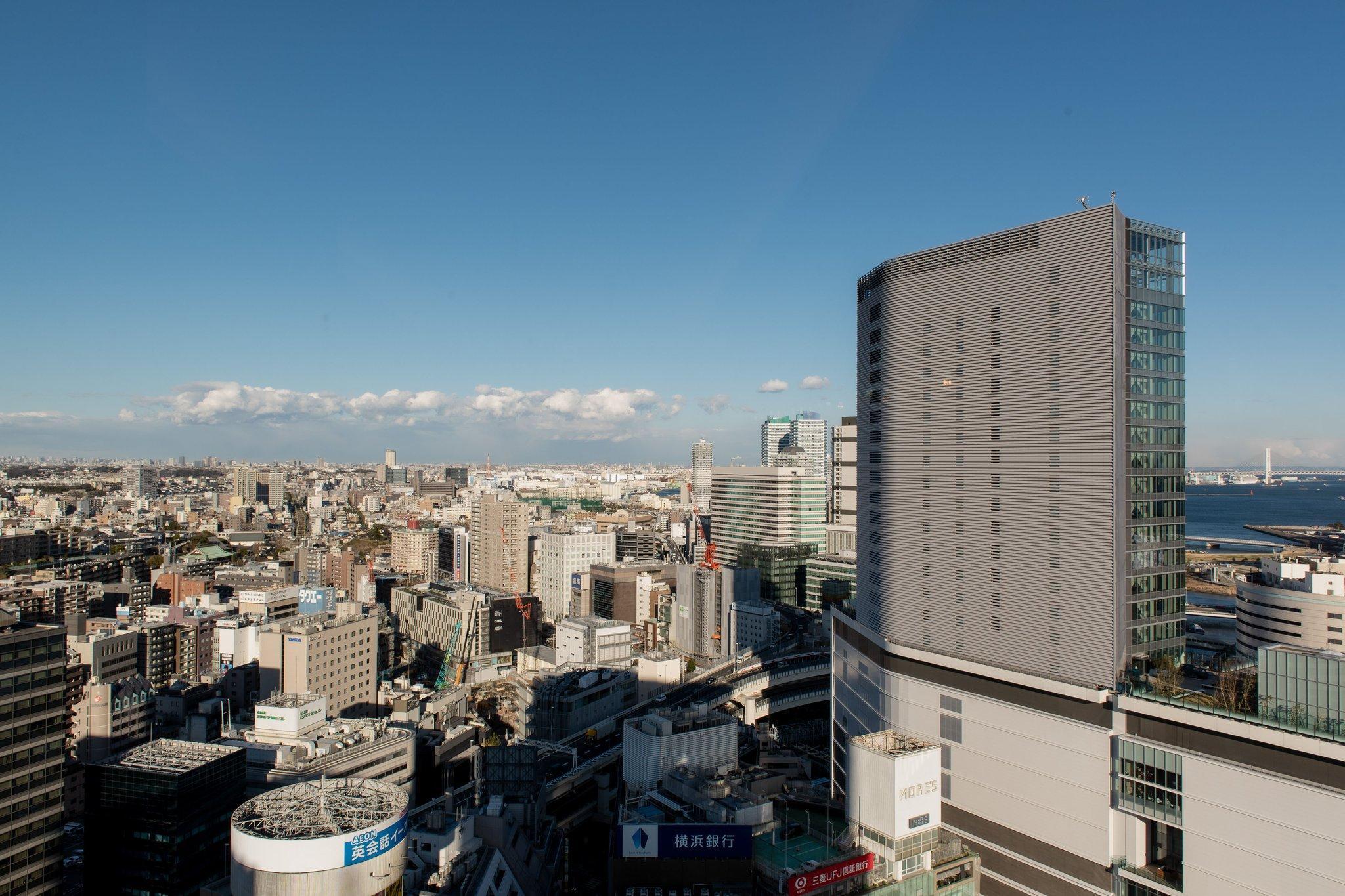 ベイ シェラトン ホテル 横浜