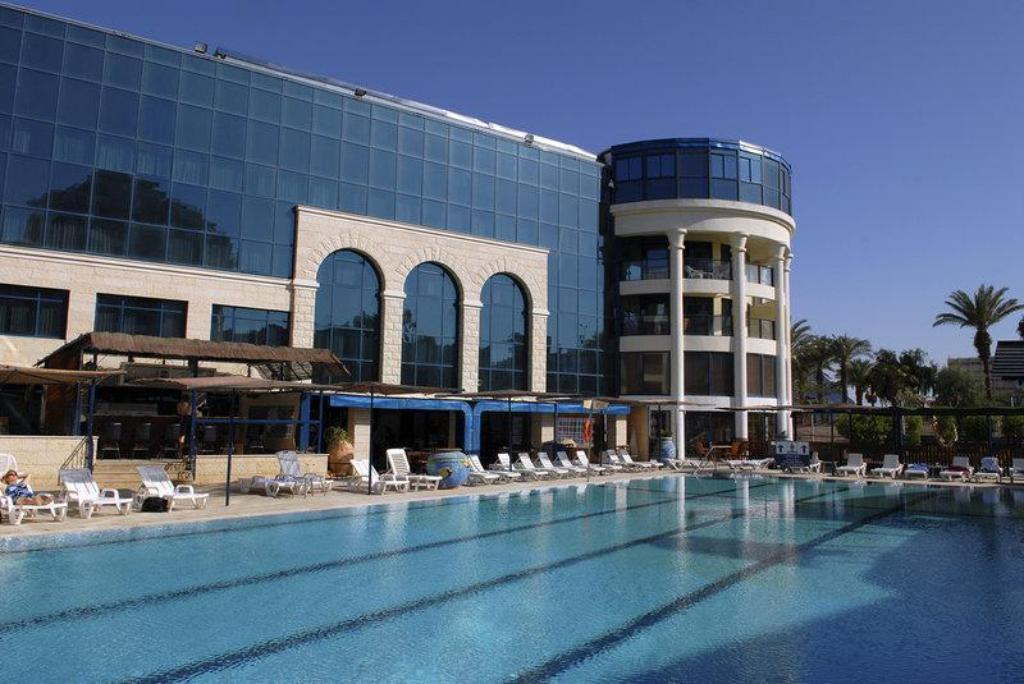 Central Park Eilat Hotel