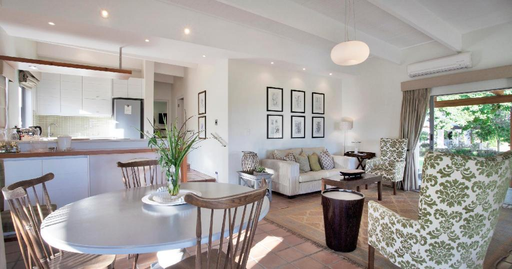 עיצוב הפנים Klein Welmoed Luxury Guest House
