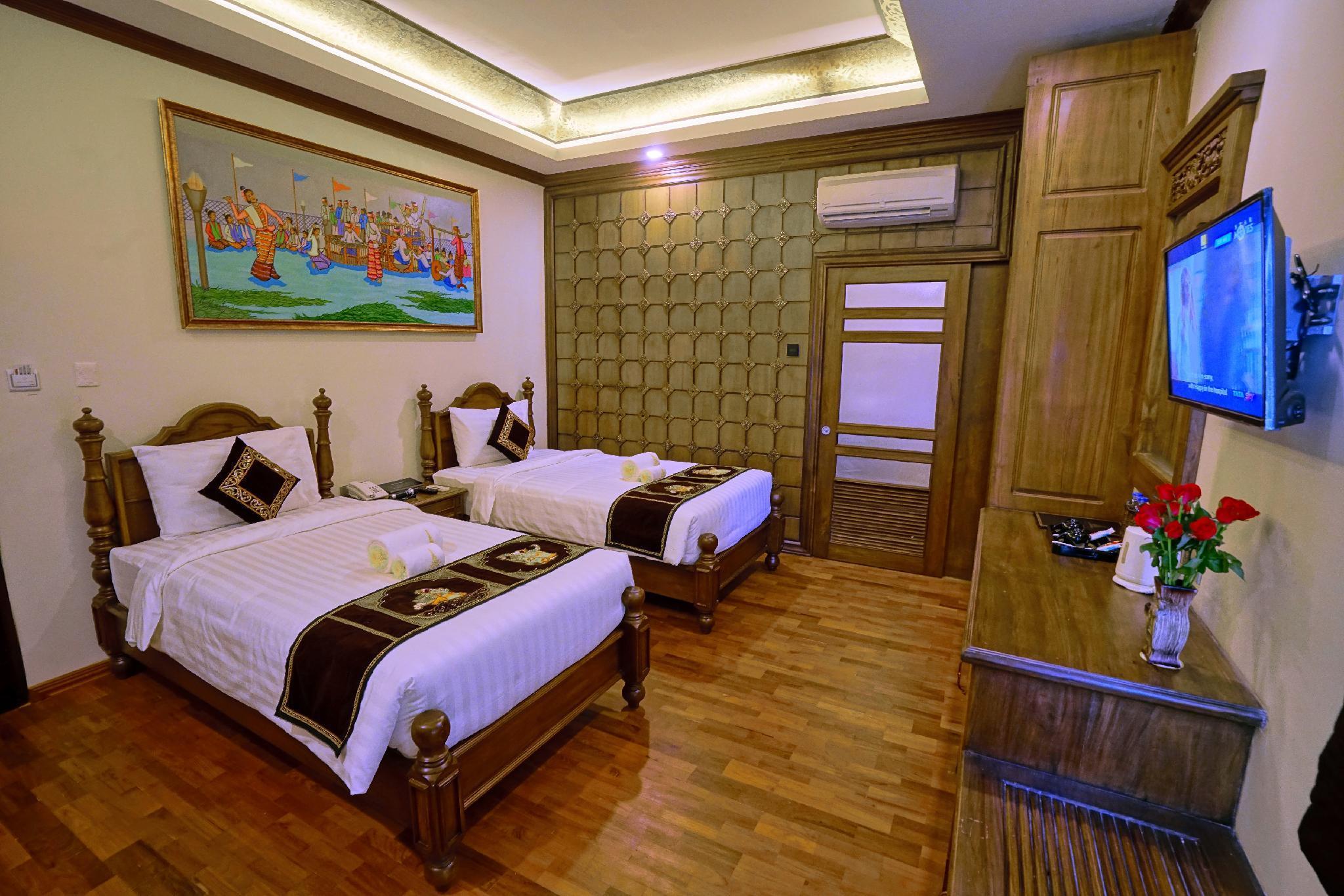 Das Hotel Yadanarbon in Mandalay buchen