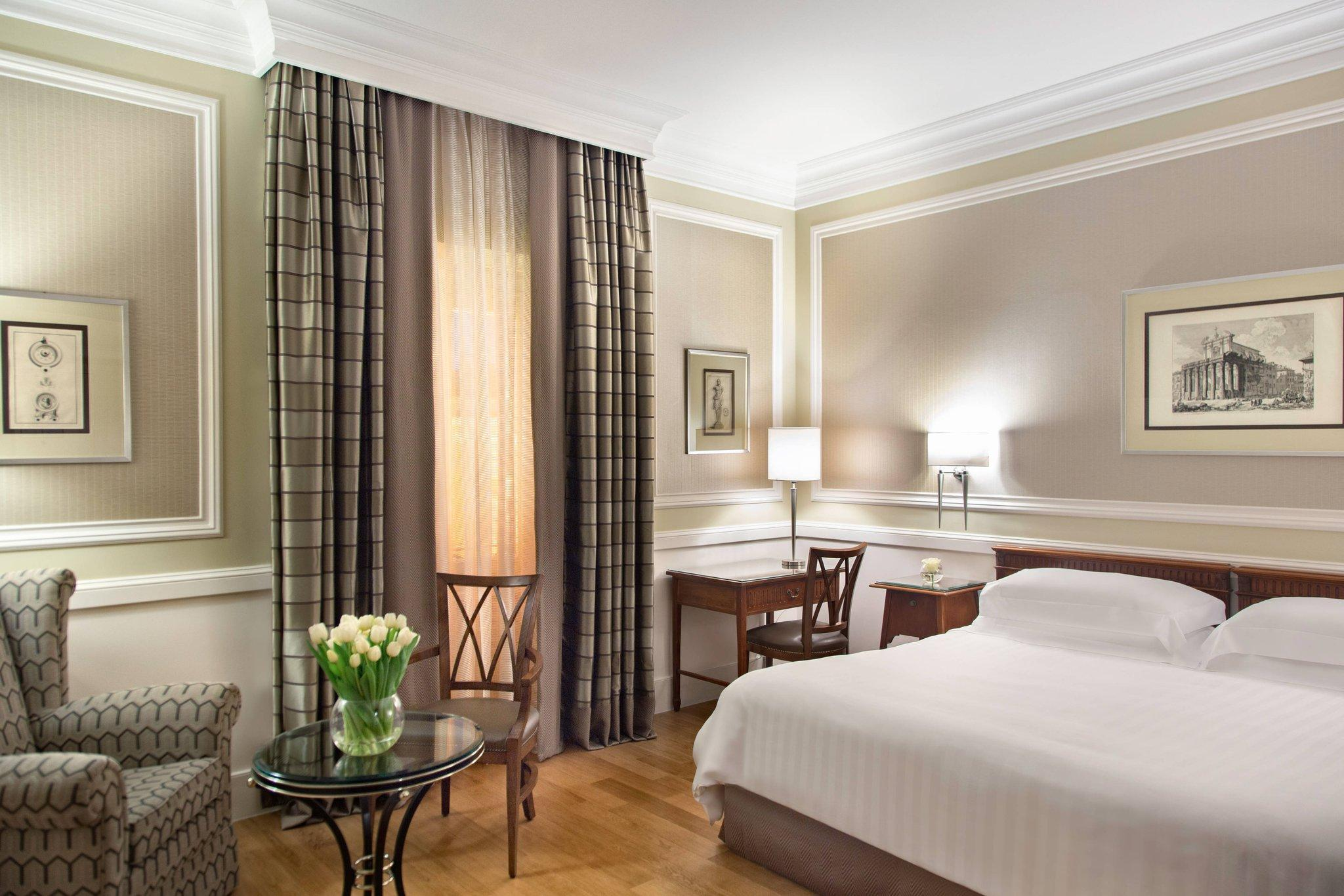 Rome Marriott Grand Hotel Flora In Italy Room Deals Photos Reviews