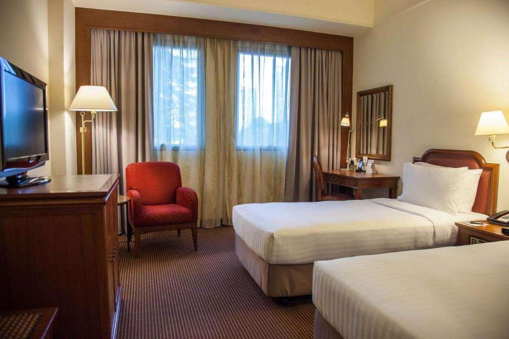 Superior The Elizabeth Hotel by Far East Hospitality (SG Clean Certified)