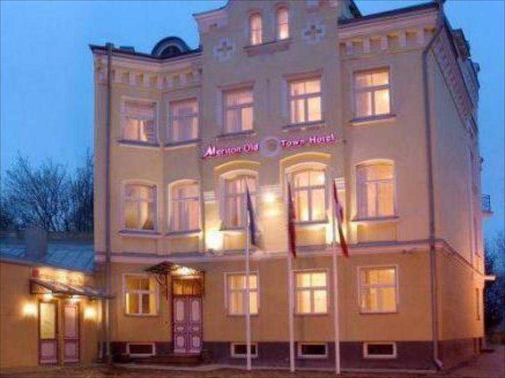 More about Rixwell Old Town Hotel