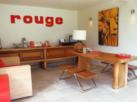 Lobby Rouge - Villas & Spa