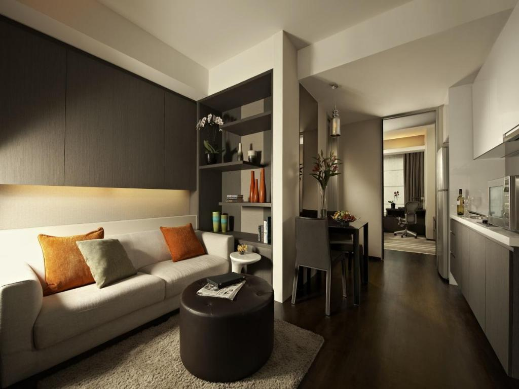 best price on pan pacific serviced suites orchard singapore in