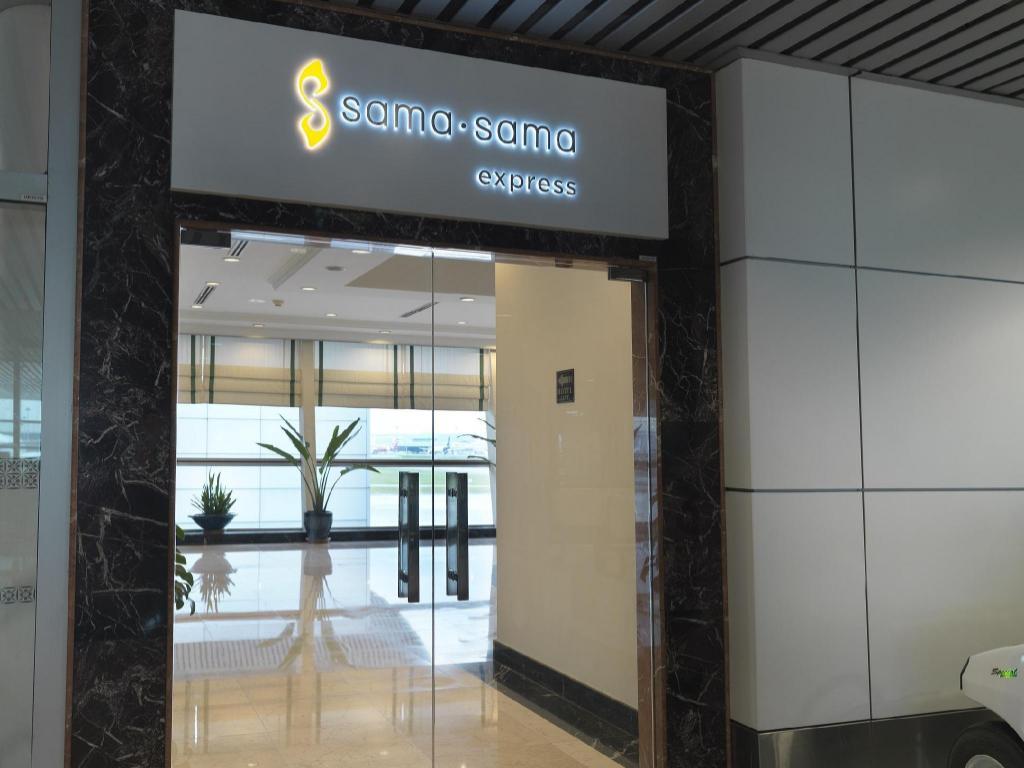 Das Sama Sama Express KLIA (Airside Transit Hotel) in Kuala Lumpur ...