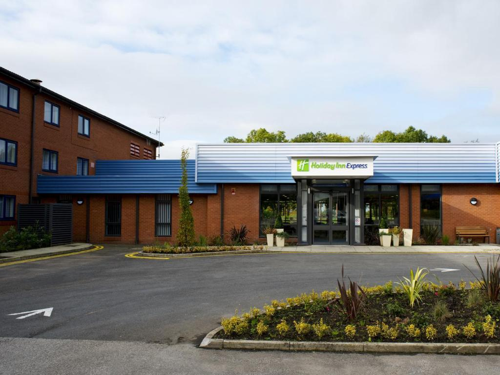 עוד על Holiday Inn Express Preston South