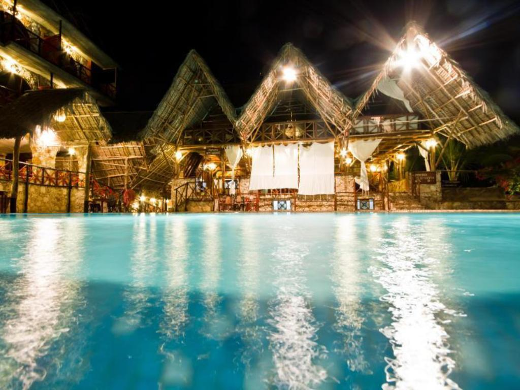 Samaki Lodge y Spa (Samaki Lodge and Spa)
