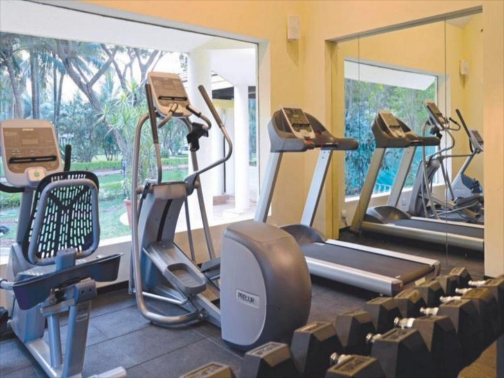 Fitness center Tropicana Resort & Spa Alibaug