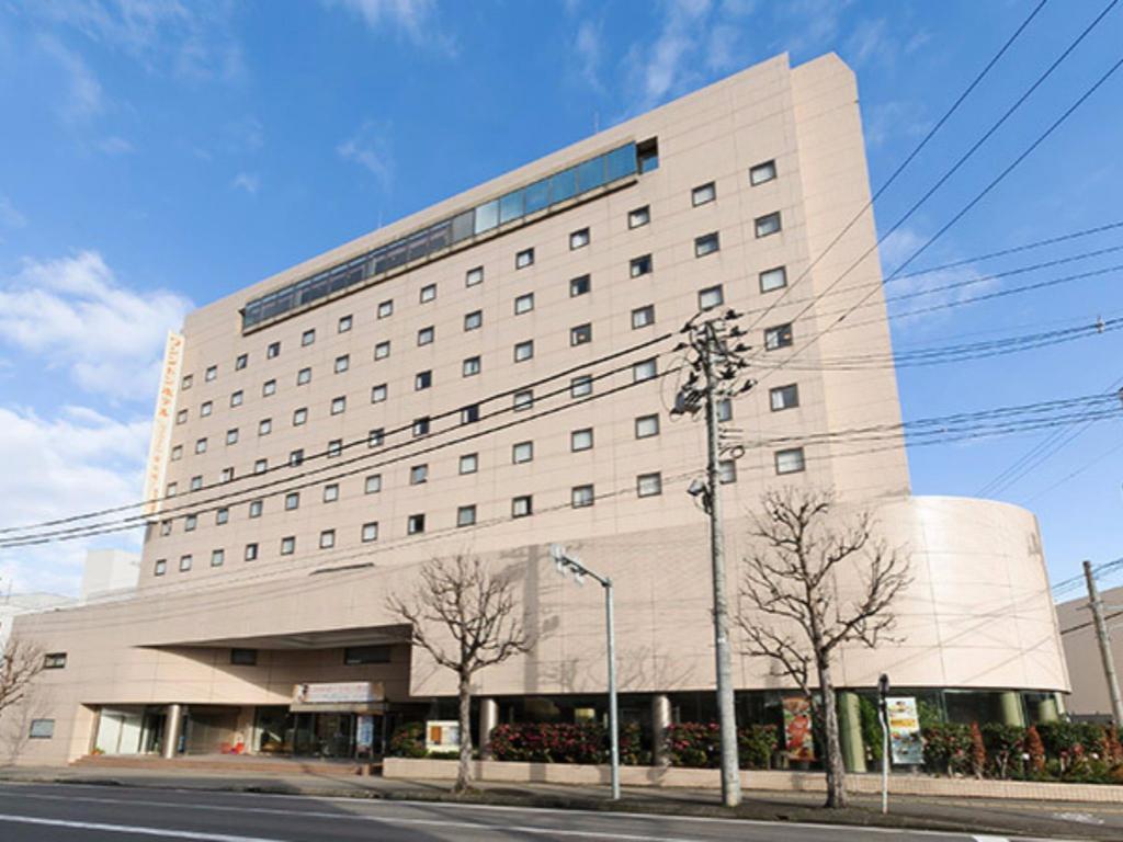 會津若松華盛頓酒店Aizu-Wakamatsu Washington Hotel