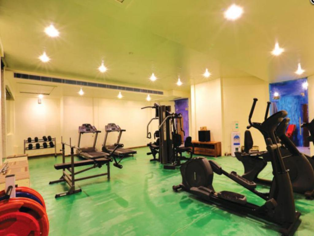 Fitness center BRYS Caves Hotel