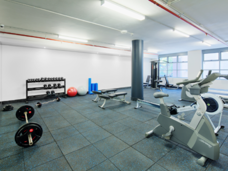 Fitness center Zara Tower – Luxury Suites and Apartments
