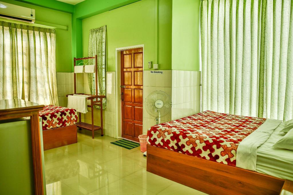 Superior Myanmar Beauty Guest House I