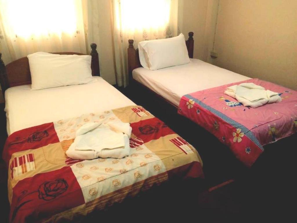 Standard Double or Twin Room Bounmixay Guest House