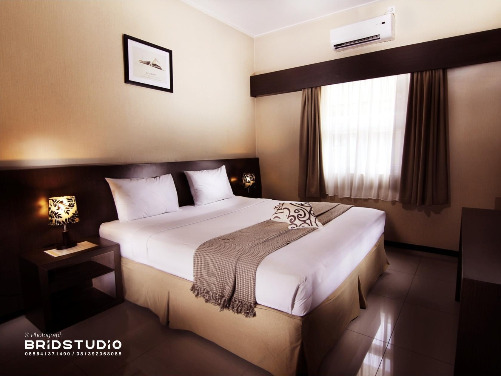Kamar Superior dengan Kasur King (Superior Room king bed)