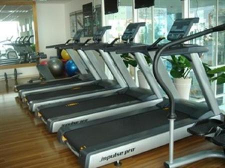 Fitness center An Phu Plaza Serviced Apartment