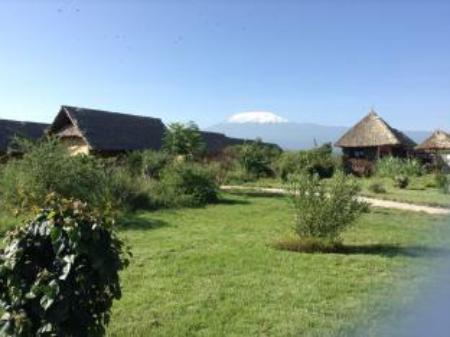 Interno AA Lodge Amboseli