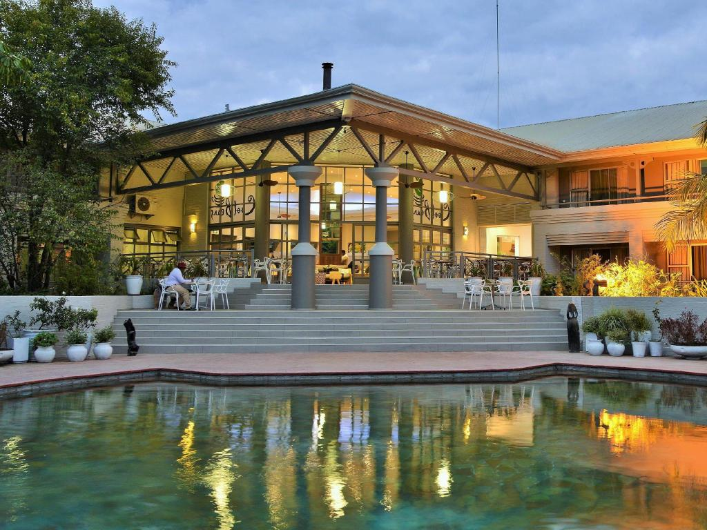 More about Cresta Lodge Harare