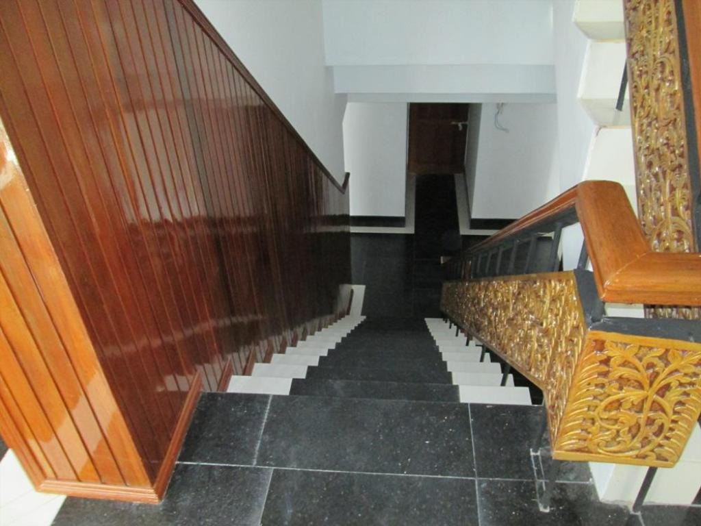 Hotellet indefra Hotel Wardan